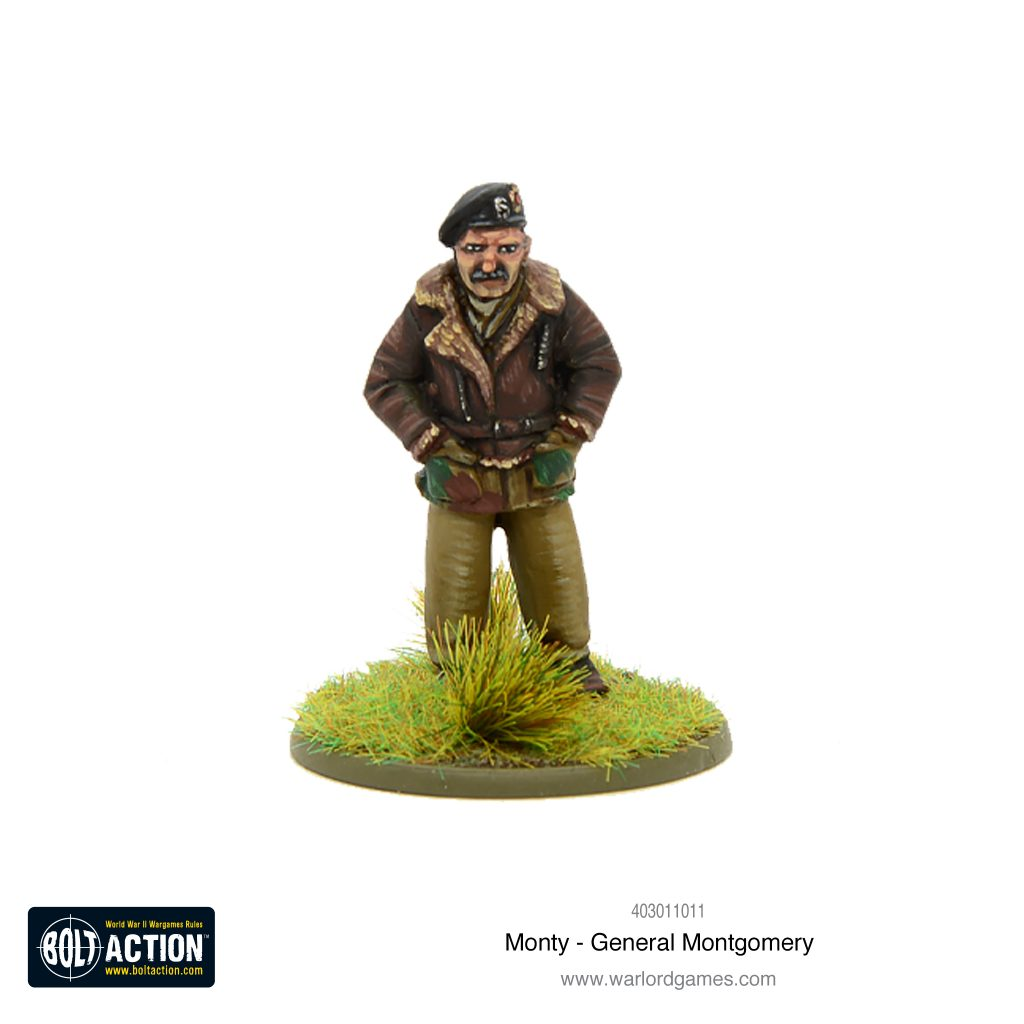 General Montgomery - Bolt Action