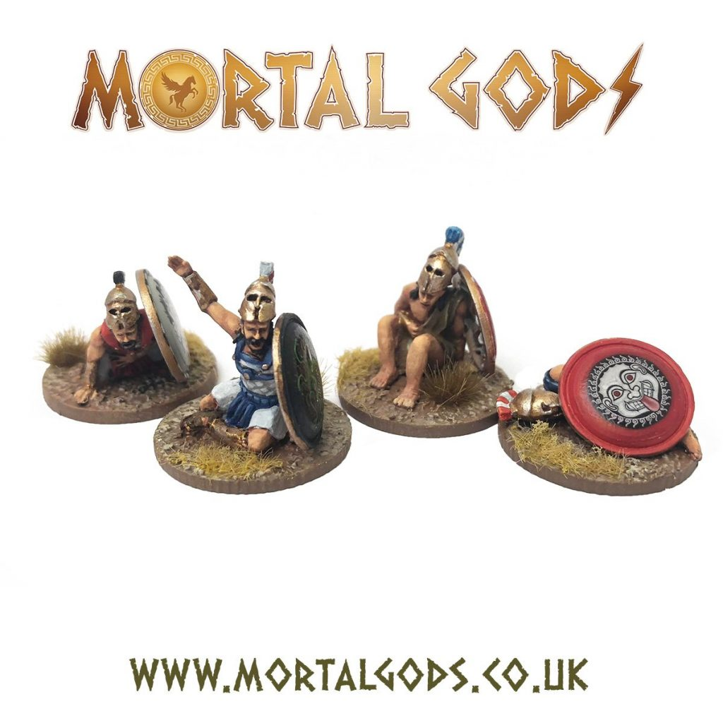 Hoplite Casualties - Footsore Miniatures
