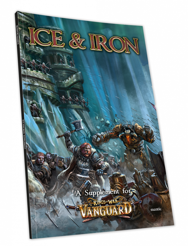 Ice & Iron - Mantic Games