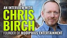 Behind The Board Games: Chris Birch, Modiphius Entertainment