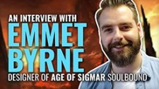 Behind The Board Games: Emmet Byrne Talks Age Of Sigmar Soulbound!
