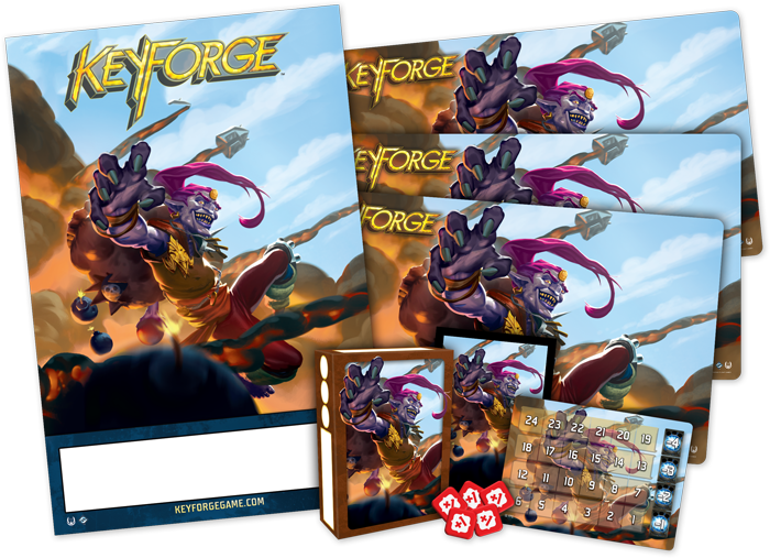 KeyForge Goodies - FFG