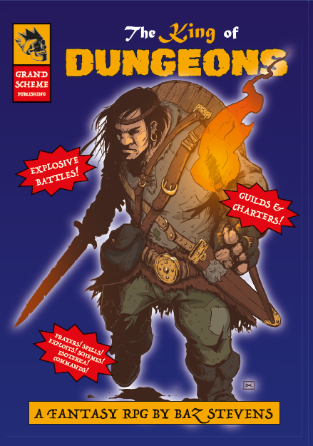 King Of Dungeons - Grand Scheme Publishing