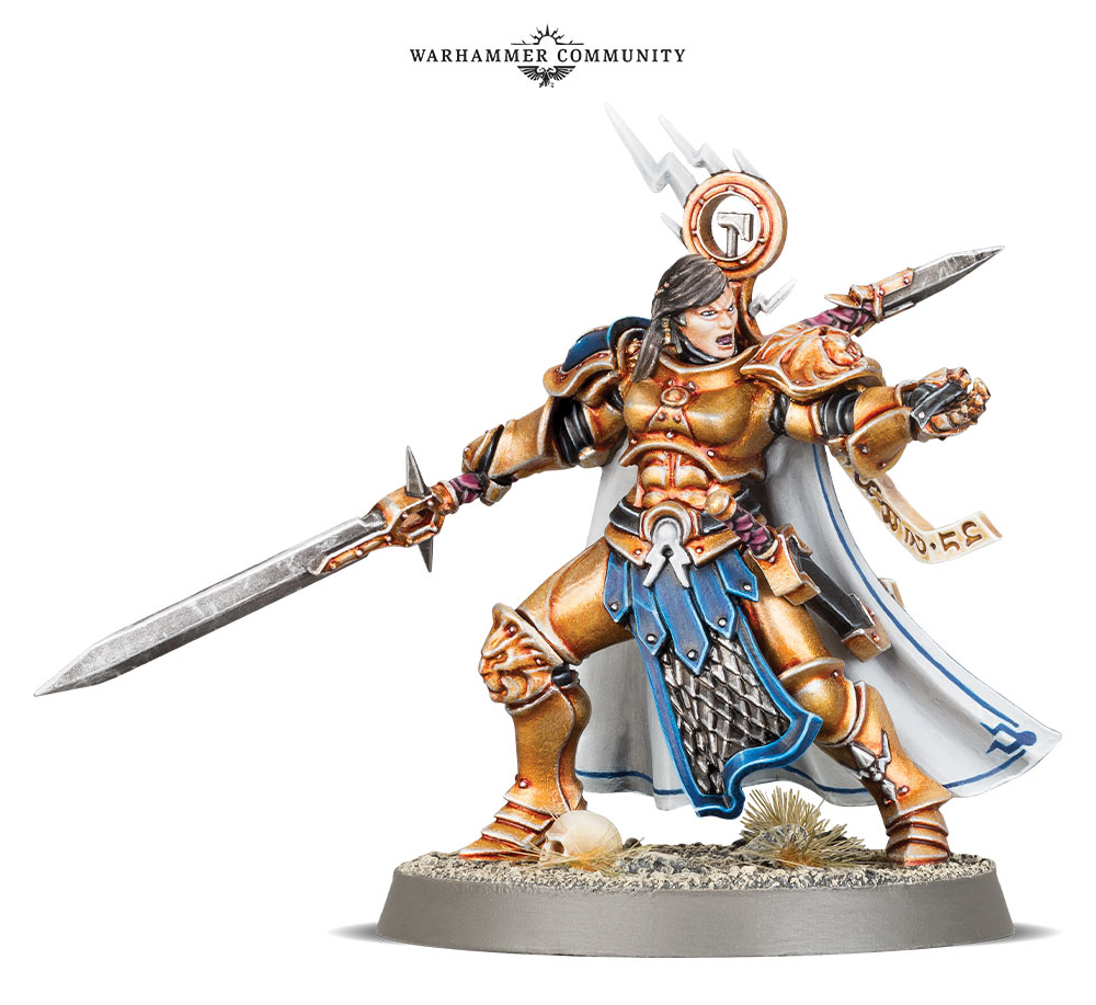 Games Workshop's Preview Store Anniversary Models For Next