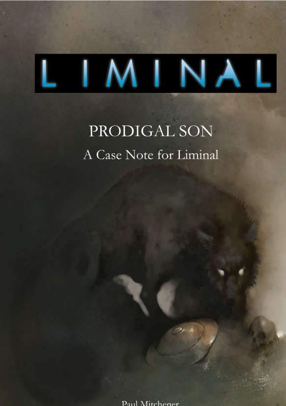 Liminal Prodigal Son - Modiphius