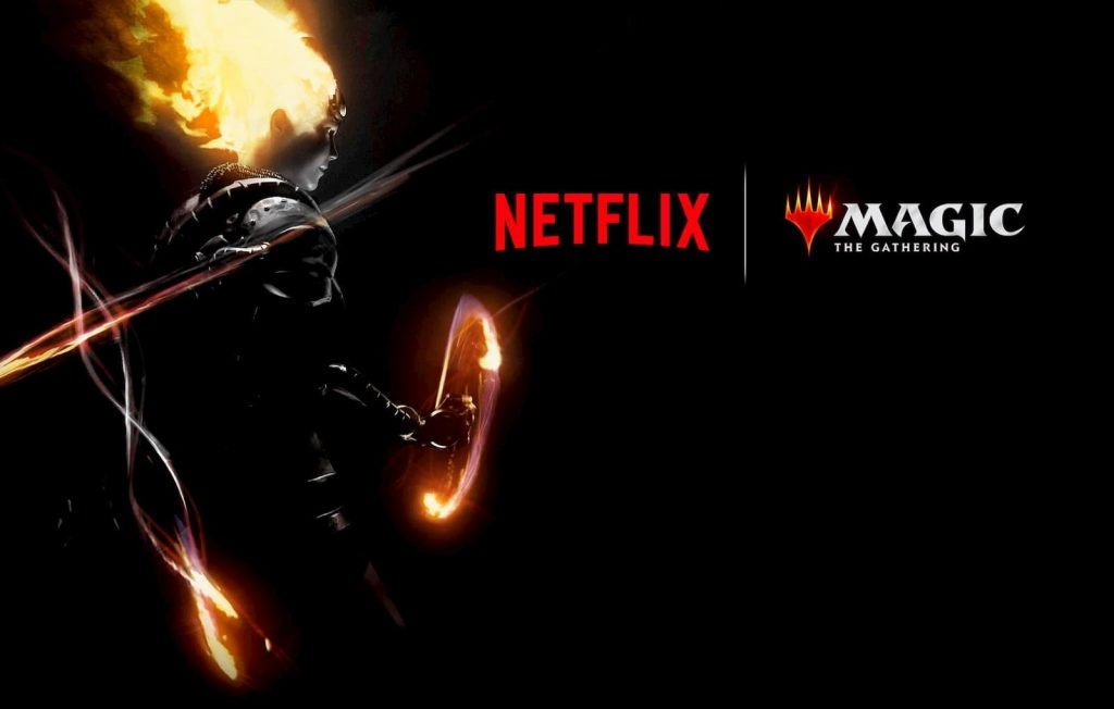 Magic The Gathering - Netflix