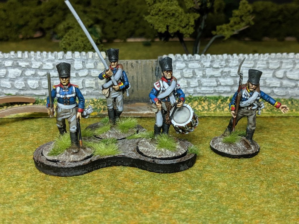 Napoleonic Prussians #1 by chilledenuff