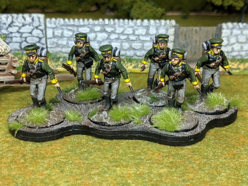 Napoleonic Prussians #2 by chilledenuff