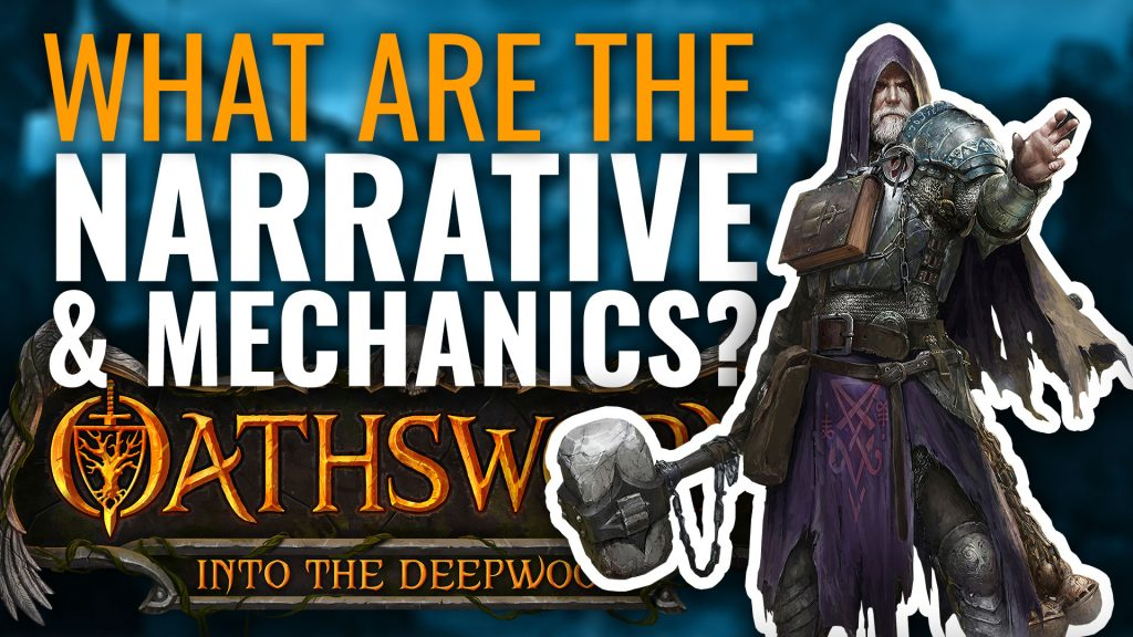 Designing Story & Mechanics of Oathsworn