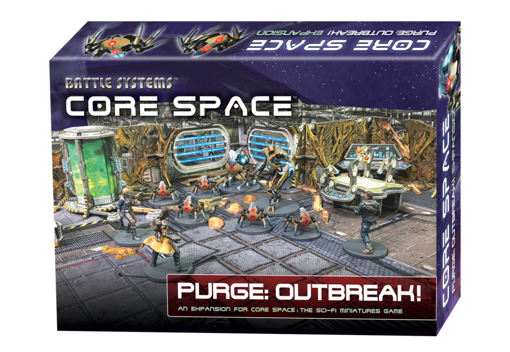 Purge Outbreak - Battle Systems