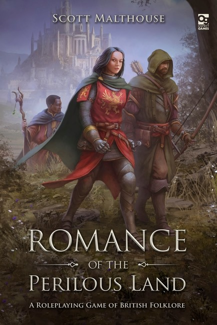 Romance Of The Perilous Land - Osprey Games