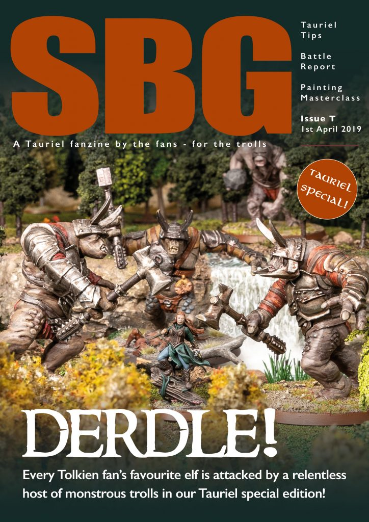 SBG Tauriel Cover