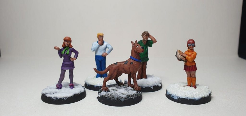Scooby Gang by lobstermooch