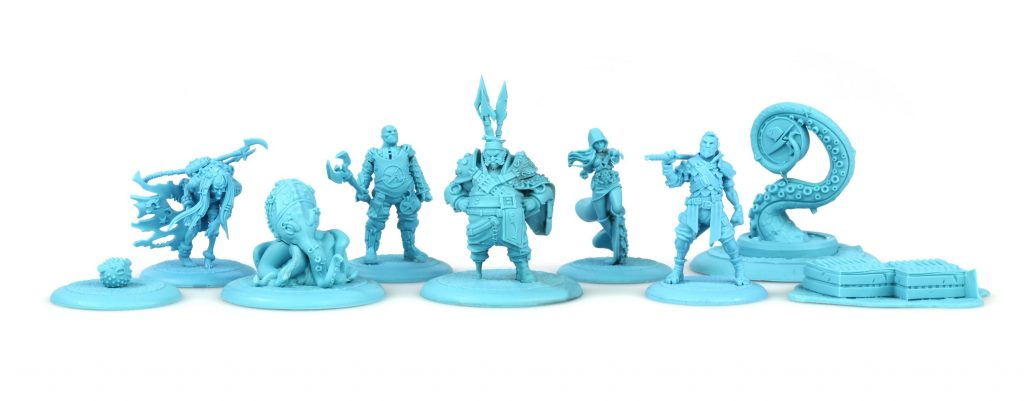 The Fishermans Guild Pirates Return - Steamforged Games