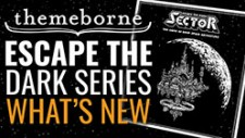 What's NEW From Themeborne's Escape The Dark Series