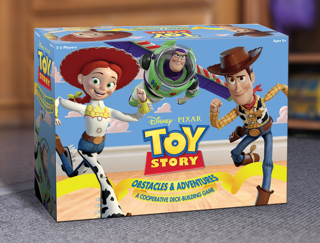 Toy Story Obstacles & Adventures - USAopoly