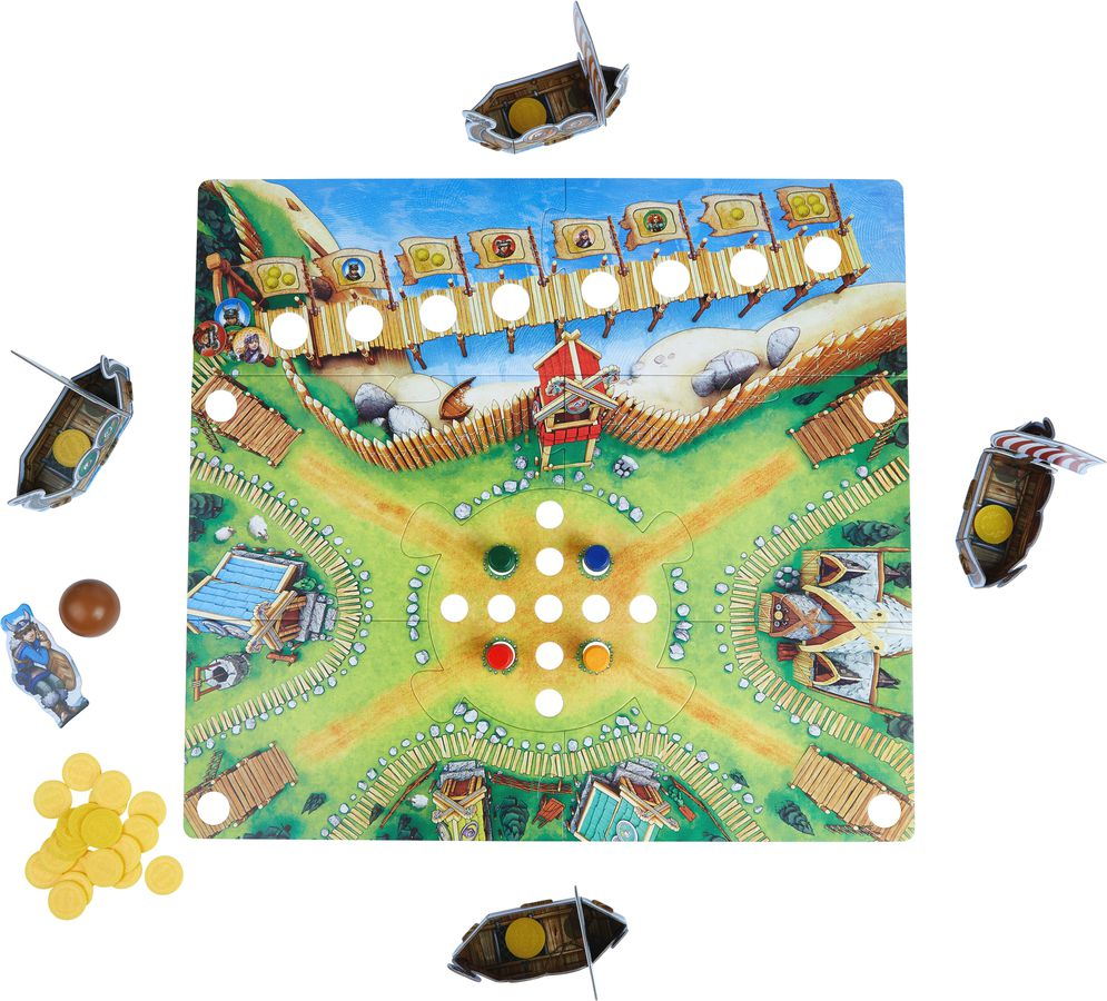 Valley Of The Vikings Game - HABA