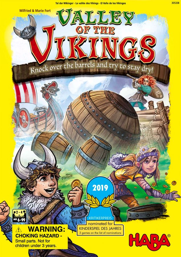 Valley Of The Vikings - HABA
