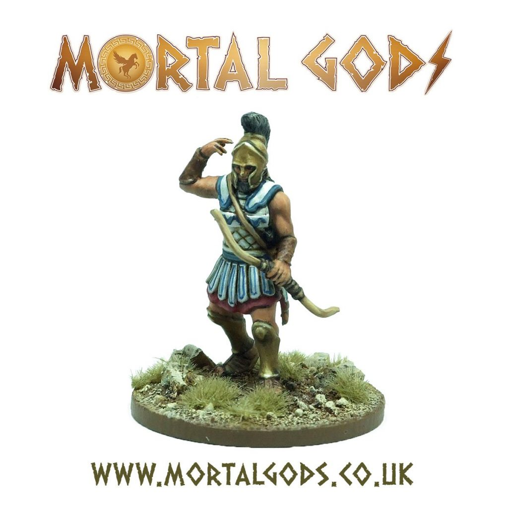 Veteran Archer - Footsore Miniatures