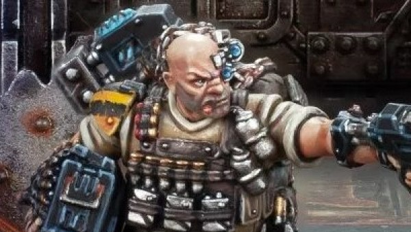 Elite Specialists Join The Necromunda Gangs Of The Underhive