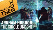 Arkham Horror Card Game Unboxing: The Circle Undone Expansion