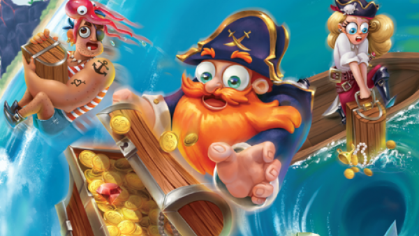 Dart Your Way Through Dangerous Waters In Bermuda Pirates