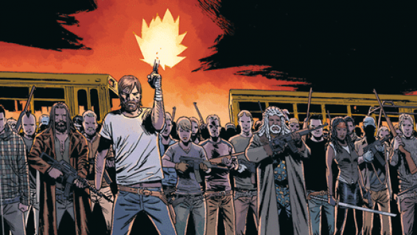Mantic's Blog Dives Into Walking Dead: Call To Arms Week