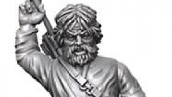 Victrix Miniatures Hit The Mark With New Dacian Archer