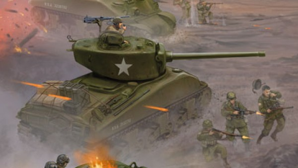 Snap Up New D-Day American Forces For Flames Of War