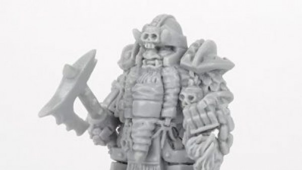 Rule The Realms Of Chaos With New Wood Axe Dwarven Lord
