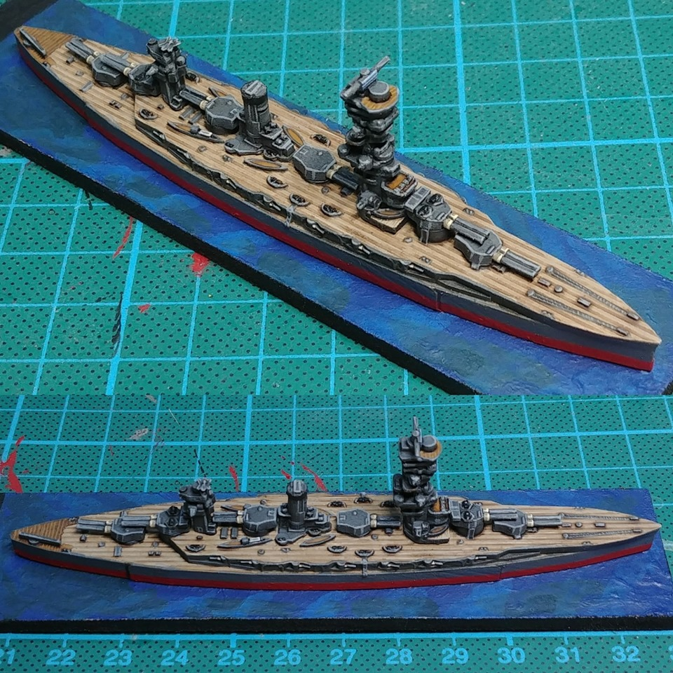 Fireforge Showcase New Fusō Images For Battlefleet Wwii Ontabletop Home Of Beasts Of War
