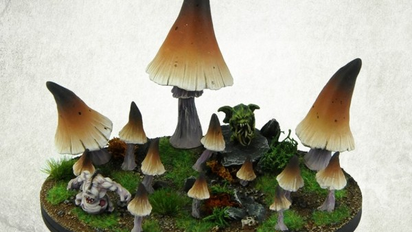 Guard Your Gobbos With A Magical Mushroom Forest