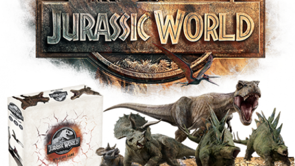 Defeat Dangerous Dinos In Jurassic World Miniatures Game