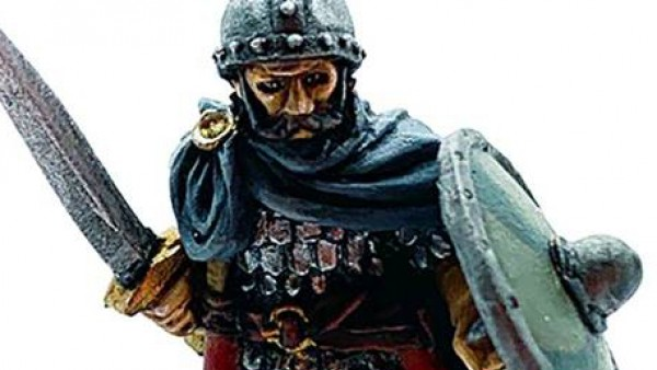 Footsore Miniatures' King Morvan Builds His Breton Army