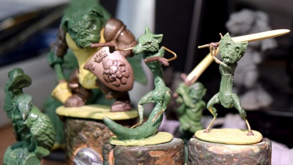 Oathsworn Outline Miniatures Coming To Next Kickstarter