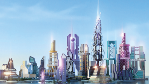 Build The City Of The Future In MegaCity: Oceania