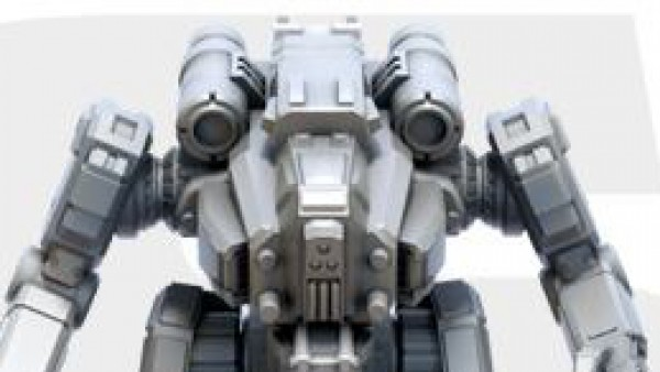 Strato Minis Fire Up Three New 6mm Scale Mecha