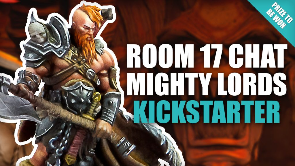 The Mighty Lords of Room 17 Chat About Their New Kickstarter