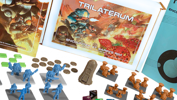 Trilaterum's New Sarin's Rim Starter Set Gets Stuck Into 15mm