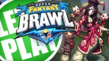 Let's Play: Super Fantasy Brawl – Az VS Leo