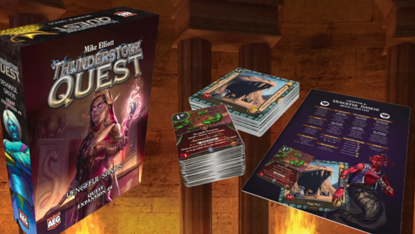 Explore New Horizons In Thunderstone Quest Expansion