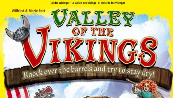Valley Of The Vikings Wins Kinderspiel des Jahres 2019