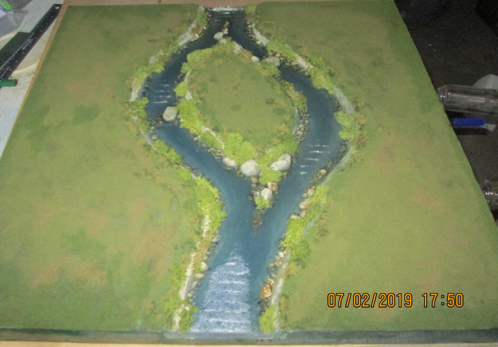 Battle Boards and Scatter Terrain