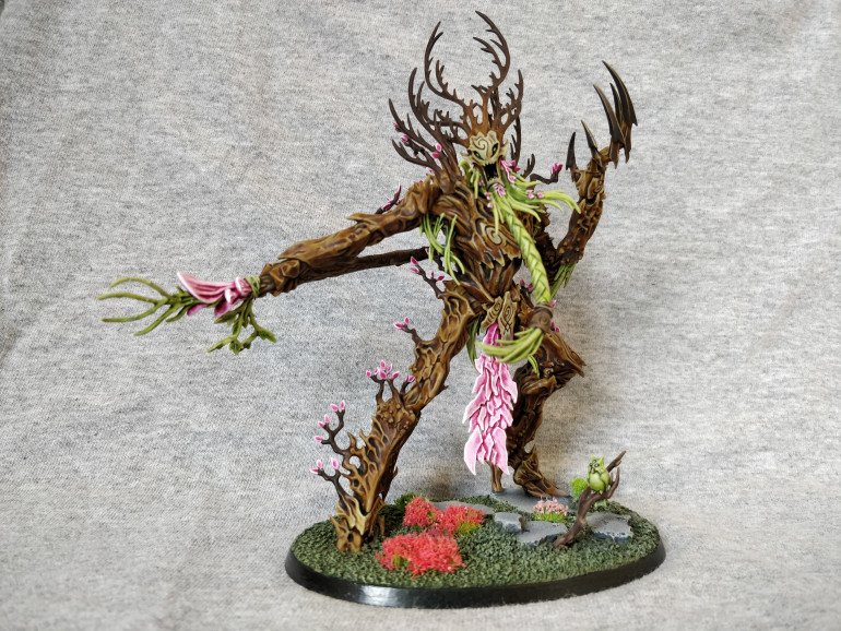 Update: my first Treelord