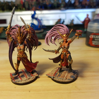 Time to finish the crew for the Cauldron of Blood