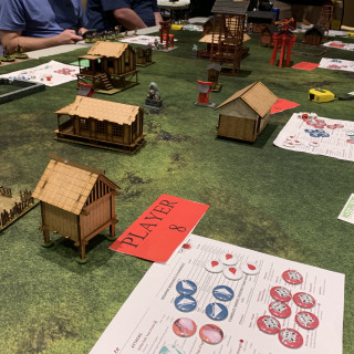 Test Of Honour Battles Happening At Historicon