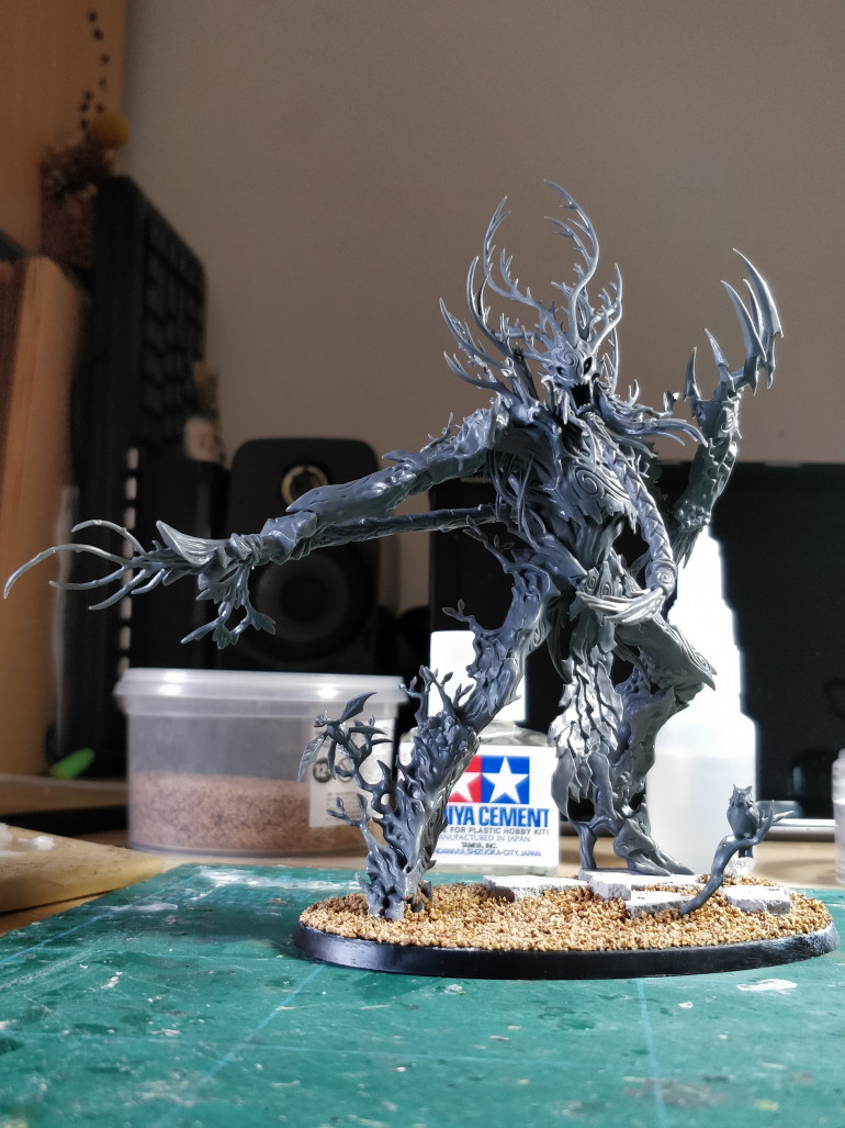 The Scourging of Springash – Sylvaneth & Khorne Daemons