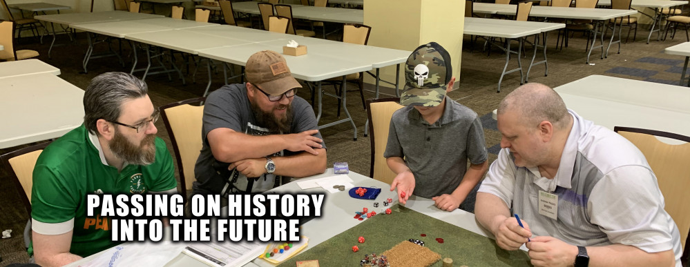 Passing on History into the Future