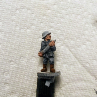 Test model for my artillery crews