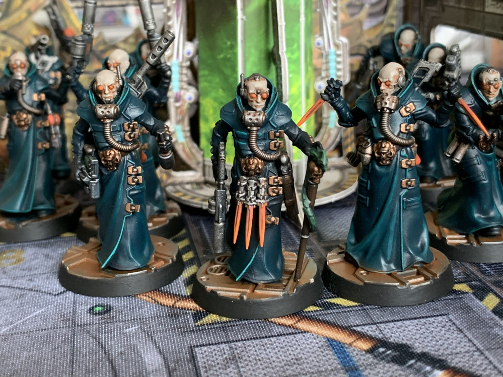 Dan Does the Underhive: Delaque Gang